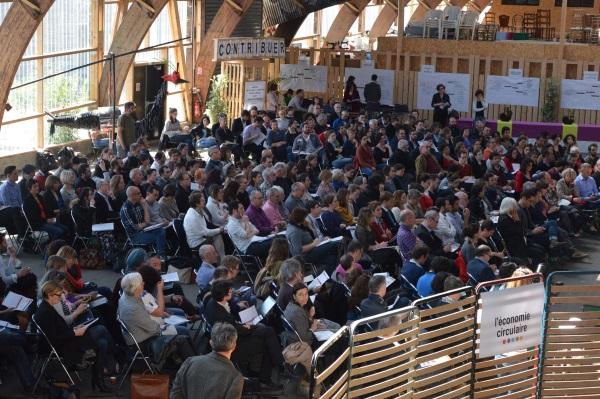 8 avril : lancement de la démarche avec près de 300 acteurs ESS du territoire