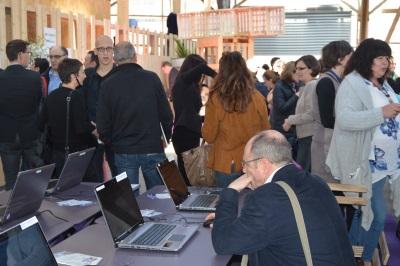 premières contributions en direct lors de la journée de lancement de la démarche de co-construction,  le 8 avril